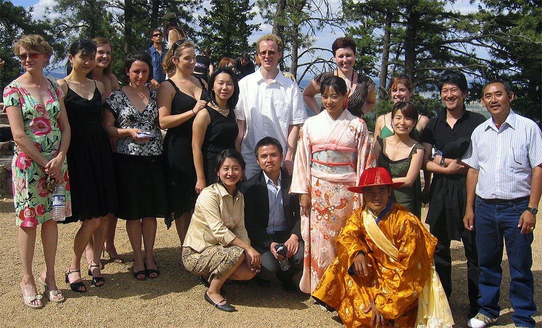 Mariko and Pemba's Wedding