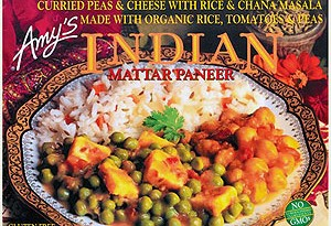 Amy's Indian Food