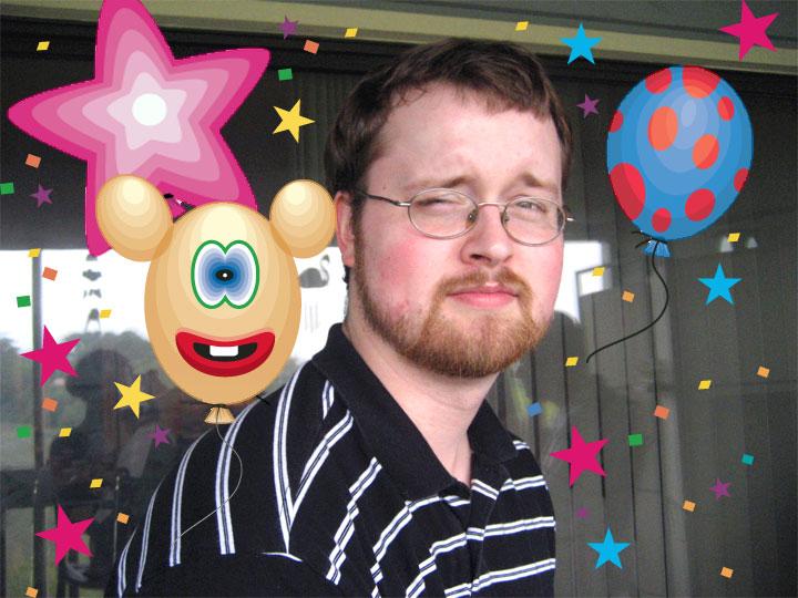 Happy Birthday to Rob!