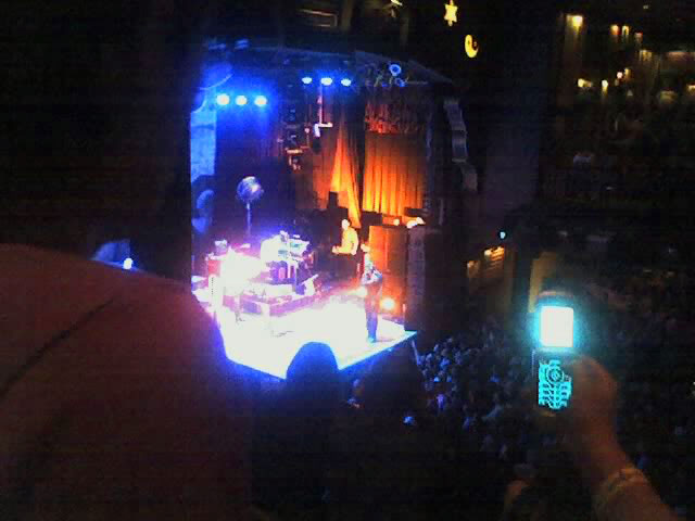 Morrissey at the House of Blues