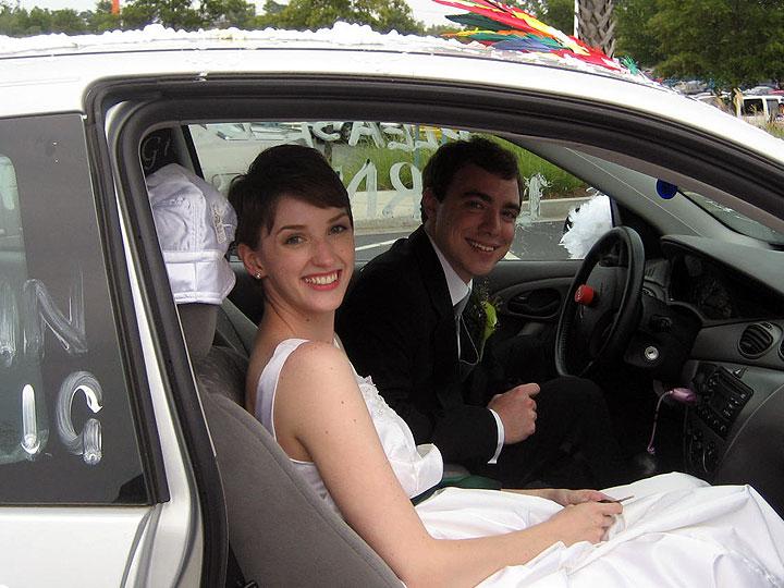Crafty Wedding Getaway
