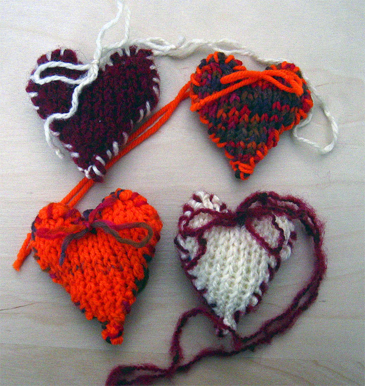 Pretty Little Hearts