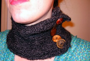 Neckwarmer on Me