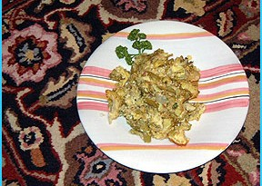 Stuffed Artichoke Side