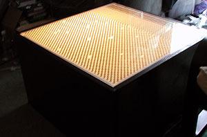 Rob's Birthday Present: Lightbox Table