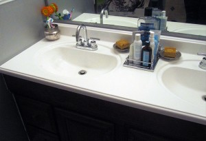 Medium View of Vanity Top