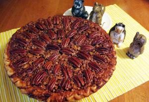 Yummy Pecan Pie