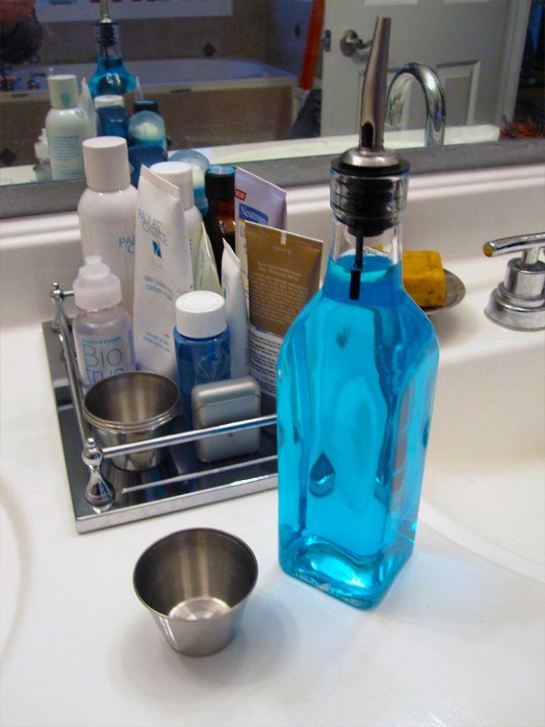 Mouthwash 2 (Revolution in Mouthwash Dispensing)