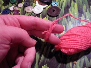 Make a Mini Pompom