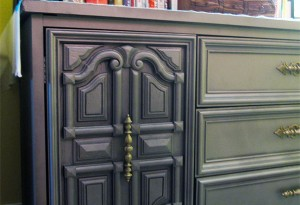 Painted Dresser/Sideboard