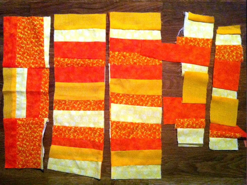 Escapades in Quilt Squaring